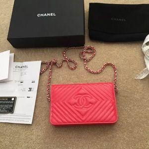 Chanel Mini Woc